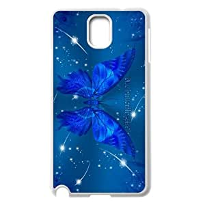 Unique Phone Case Design 15Colorful Butterfly- For Samsung Galaxy NOTE3 Case Cover