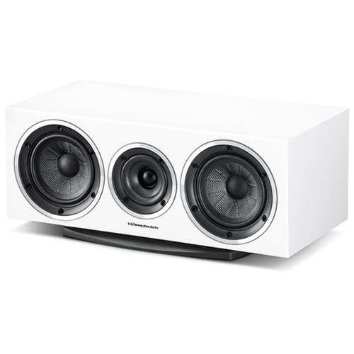 Wharfedale Diamond Series 2-Way Center-Channel Speaker White WHD220CWHT