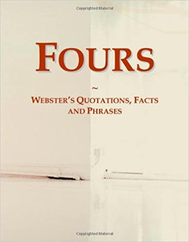 Fours: Webster's Quotations, Facts and Phrases
