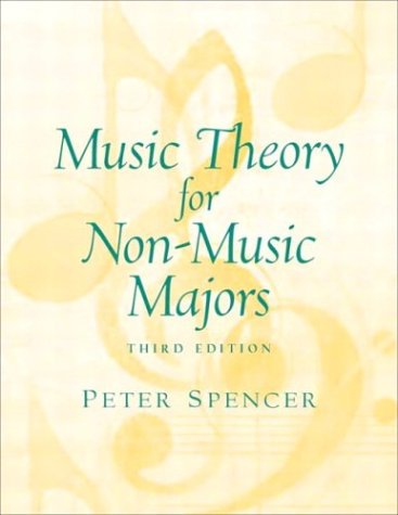 Elementary Music Theory Book (Music Theory for Non-Music Majors (3rd Edition))