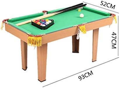 Mesa de billar Juguetes de billar para niños Juguetes de billar para adultos en el interior Mesa de billar para niños Mesa de billar para niños Juguetes interactivos dobles Juguetes deportivos entre