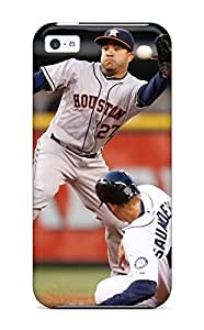 XiFu*MeiAwesome Design Houston Astros Hard Case Cover For ipod touch 4XiFu*Mei