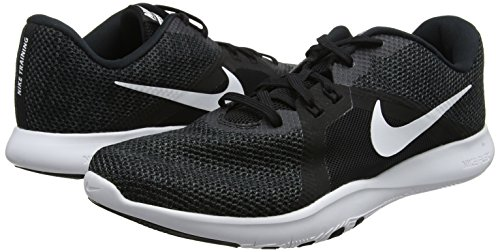 Scarpe Indoor black 8 Flex 001 Donna Nike anthracite W Trainer Sportive Nero white wgYIn6qB