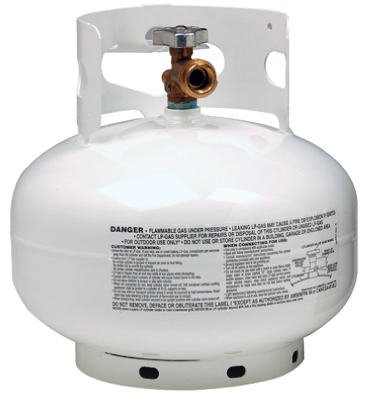 11 Lb Propane Tank (Manchester Propane Cylinder 11 Lb.)
