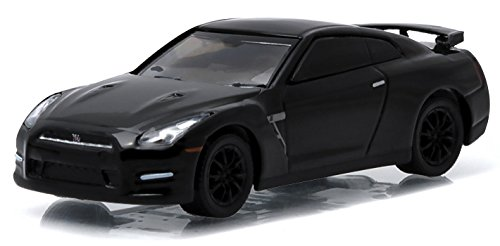 2015-nissan-gt-r-r35-black-bandit-collection-series-13-2015-greenlight-collectibles-limited-edition-