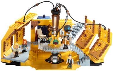 Character Building Doctor Who - Juego de mesa de consola de Tardis: Amazon.es: Amazon.es