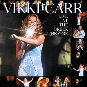 Vikki Carr: Live at the Greek Theatre by EMI / Collectables (Image #1)