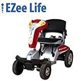 "EZee Life Electric Mobility Scooter Rover-4, 14"" Rear Wheels, Full Light Package, Powerful Rear Wheel Drive"