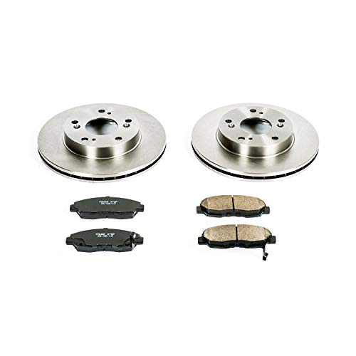 Autospecialty KOE2384 1-Click OE Replacement Brake Kit