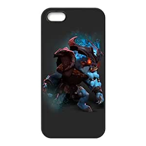 iPhone 5 5s Cell Phone Case Black Defense Of The Ancients Dota 2 SPIRIT BREAKER Nivrj