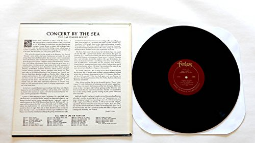 The Cal Tjader Sextet LP Cal Tjader's Concert By The Sea Vinyl Record - Fantasy Records 1959 - Mono - Live Monterey Jazz Festival - Near Mint Cover - by Fantasy Records