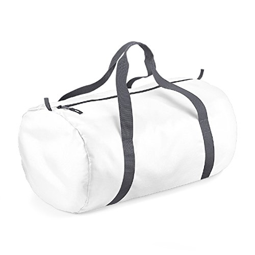 BagBase White Bag Packaway Graphite Barrel 1qBWz1r4