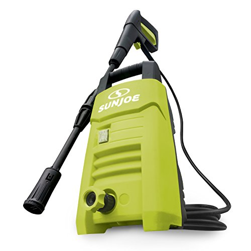 Sun Joe SPX200E 1350 PSI 1.45 GPM 10-Amp Electric Pressure Washer (Outdoor Power Washer)