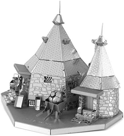 3Dメタルモデルキットパズルジグソーパズルロッジ大人のカジュアルゲーム