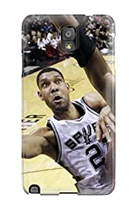 san antonio spurs basketball nba NBA Sports & Colleges colorful Note 3 cases