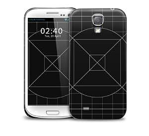 Sketchy Samsung Galaxy S4 GS4 protective phone case