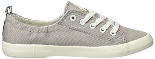 COOLWAY Susie, Zapatillas para Mujer Gris (Grey)