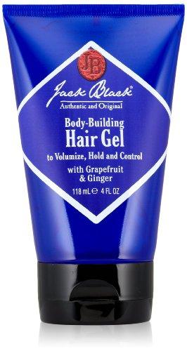 Jack Black Body-Building Gel pour les cheveux, 4 fl. oz
