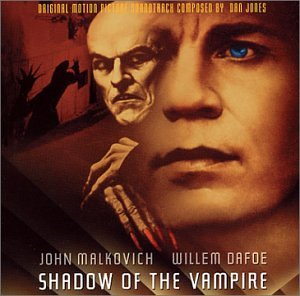 Original album cover of Shadow of the Vampire (2001 Film) by Original Motion Picture Soundtrack