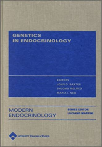 Download Genetics in Endocrinology (Modern Endocrinology Series) PDF, azw (Kindle), ePub, doc, mobi