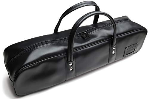 Yoshihiro Leather Knife Culinary Bag Japanese Sushi Chef Tool (Synthetic Leather (Black))