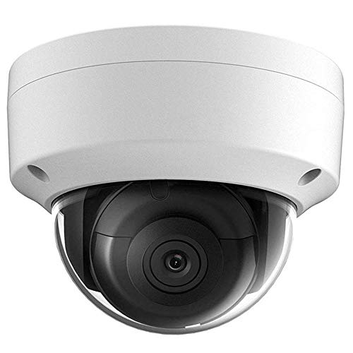 6MP Dome PoE IP Camera OEM DS-2CD2163G0-IS 2.8mm Lens,HD Home Security 6 Megapixel Network Turret CCTV,Audio Alarm I/O,True WDR,IVS,IP67 Weatherproof,IK10