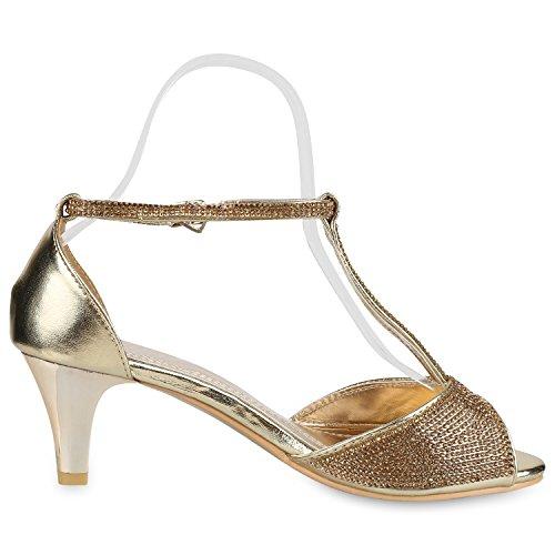 Glitzer Gold Donna Shiny Sandali fashion napoli P78Inxq