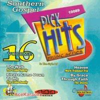 Southern Gospel Pick - Karaoke Music CDG: Chartbuster 4+4+4 Southern Gospel Pick Hits CDG CB10089 Vol. 16