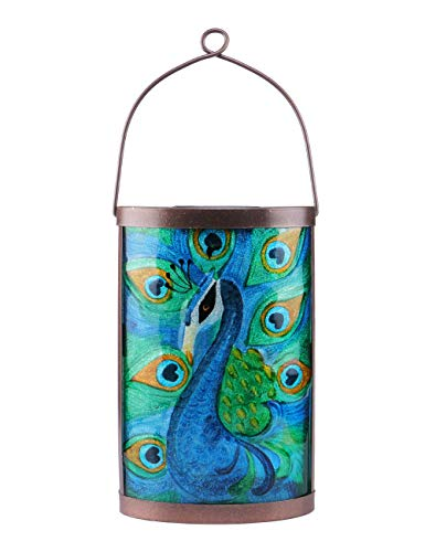 Peacock Solar Garden Light in US - 9