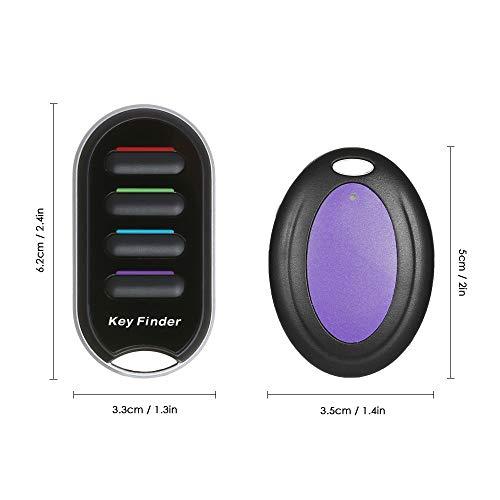 Amazon.com: AZUDAN GPS Trackers   Wireless Key Finder Anti ...