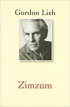 Book Zimzum (Lish, Gordon)