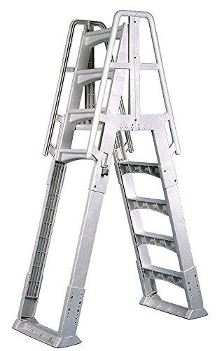 ck A-Frame Above Ground Pool Ladder ()