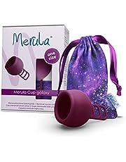 Merula Cup Galaxy (paars) - One Size menstruatiecup gemaakt van medische siliconen