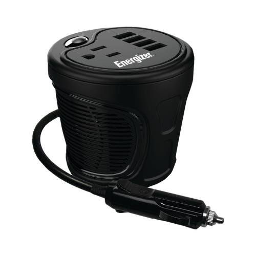 Energizer En180 12-Volt Cup Inverter (180 Watt)