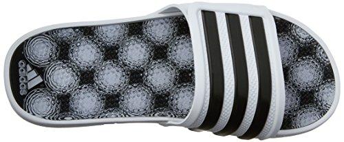d6249e367 durable modeling Adidas Performance Men s Adissage 2.0 Stripes Athletic  Sandal
