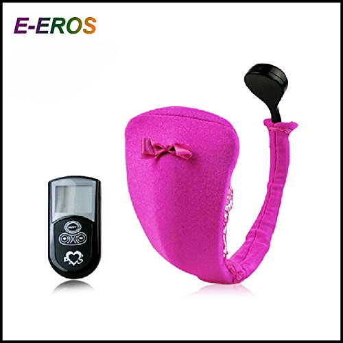 Baile Wireless Remote Control C String Discreet Vibrating Panties Invisible Erotic Underwear Vibrator Strap On for Women