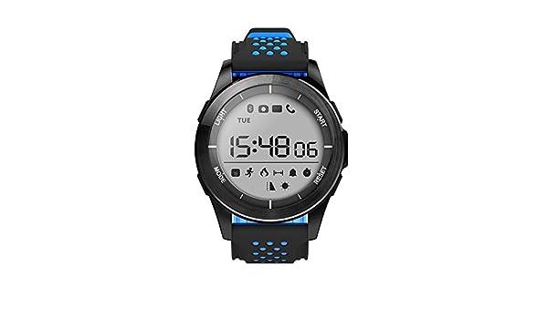 Johnson SSmart Pulsera Inteligente Reloj Nuevo Giratorio 360 Grados Dial Smart Deportes Pulsera Impermeable AliExpress: Amazon.es: Hogar