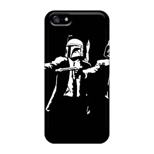 Fashion Protective Star Wars Case Cover Case For Sam Sung Galaxy S4 I9500 Cover