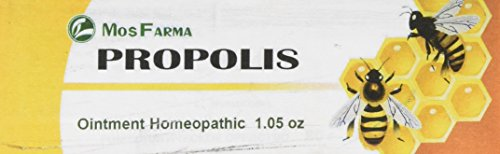 Propolis Ointment Homeopathic 30g (1.05oz) from Mos Pharma