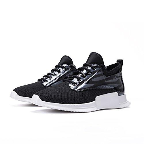 Men's Casual Shoes Dress Mountain Climbing Autumn Outdoor Personality Sport Shoes Slip On Black Printing I amazon buy cheap wholesale price C2wKvEGide