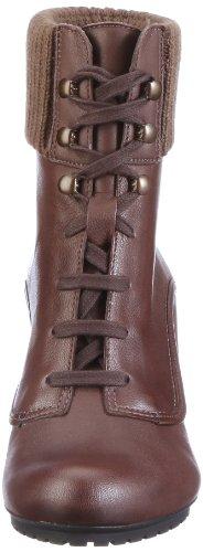 Clarks Bottes Lori Femme Braun Leather ebony Coniston ffAqrwx7