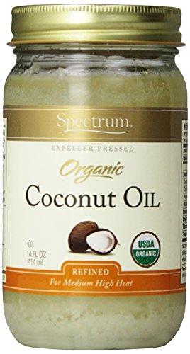 Spectrum Organic Coconut Oil, 14 oz
