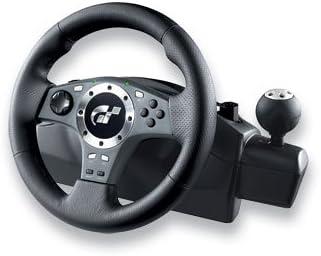 Logitech Driving Force Pro Ensemble Volant Et Pédales Pour Sony Playstation 2 Amazon Fr Jeux Vidéo