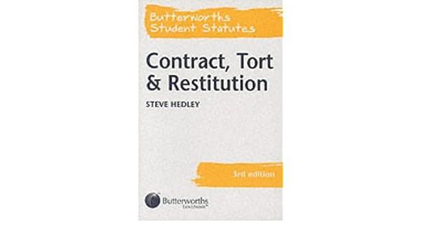contract tort