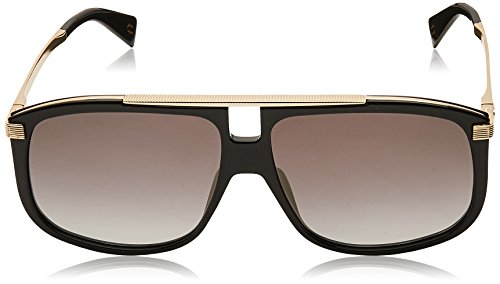S Sonnenbrille Noir Marc Grey Gy Black Jacobs MARC 243 Gold wq1HpnP7