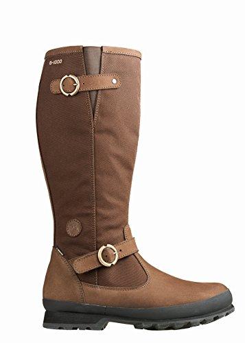 Damen Tolja GTX Schuhe erde brown dsKqFtJQt