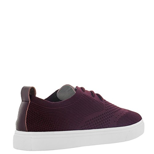 Venice Knit Burgundy Men's Mesh Top Sneaker Footwear VLADO Low 1xWFtqwEF6