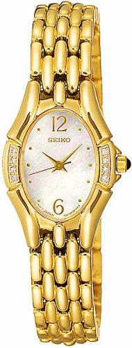 Seiko Women's SXGM28 Diamond Accent Watch