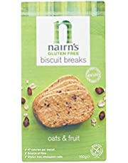 Nairns - Gluten Free - Oats & Fruit Biscuits - 160g