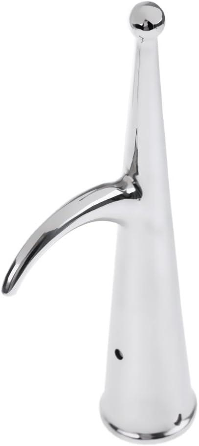 aus Edelstahl Toygogo Schwerlast Ersatz Bootshaken-Spitze /Ø 34 mm // 28 mm Silber
